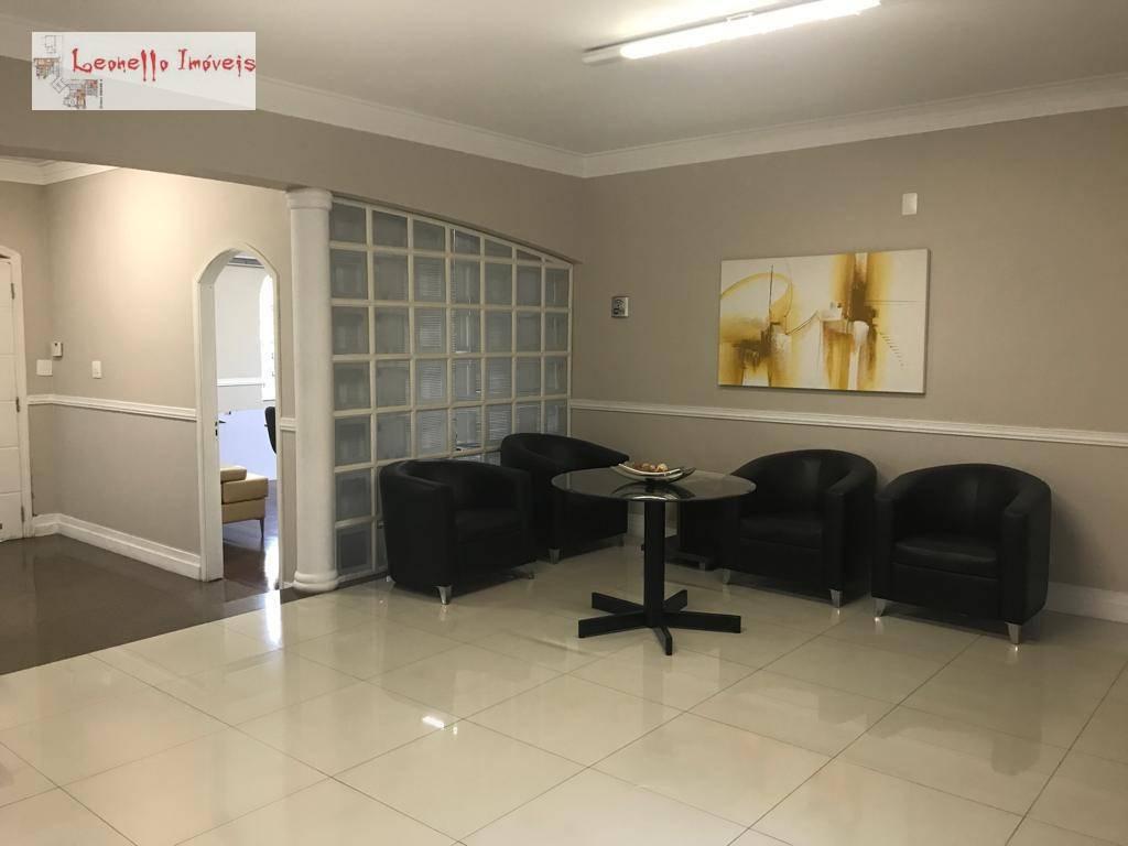 Sobrado com 3 suites à venda, 630 m² por R$ 1.950.000 - Vila Alpina - Santo André/SP