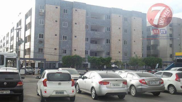 Apartamento residencial à venda, Bessa, João Pessoa - AP0143