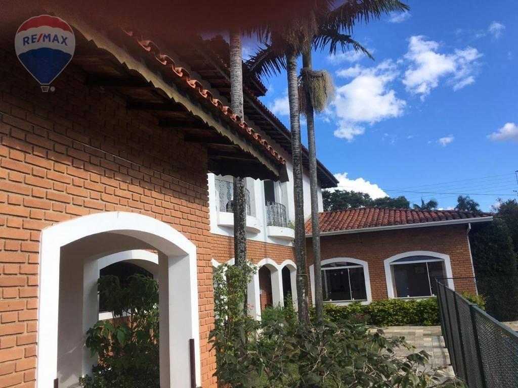 Casa com 5 dormitórios para alugar, 904 m² por R$ 7.000/mês - Vila Esperia Ou Giglio - Atibaia/SP