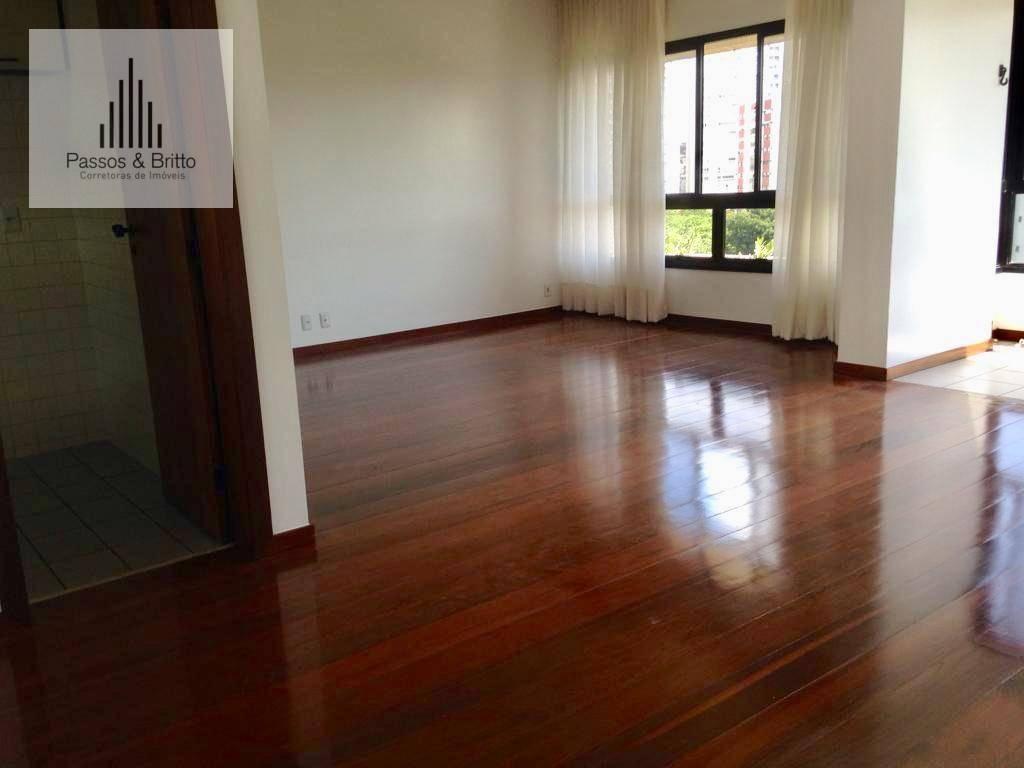 Apartamento para alugar, 135 m² por R$ 2.400/mês - Itaigara - Salvador/BA