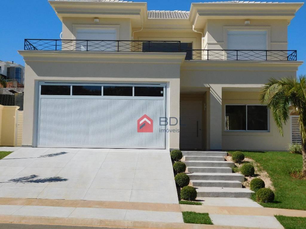 Casa residencial para locação, Alphaville , Campinas - CA024