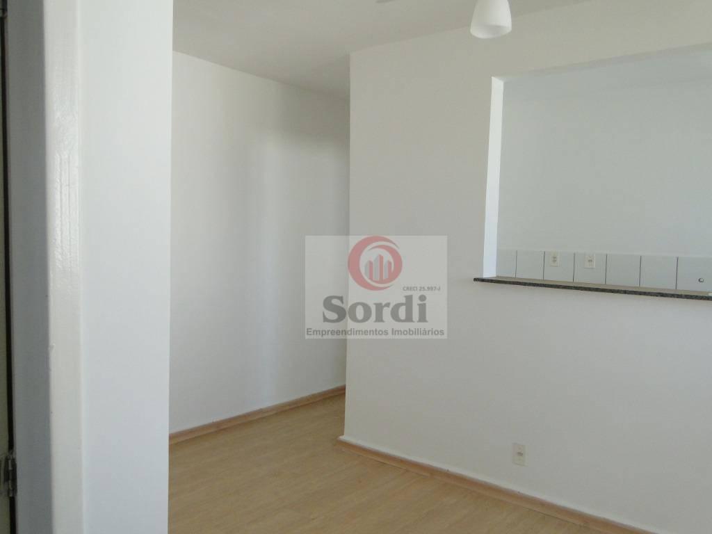 Apartamento com 2 dormitórios à venda, 48 m² por R$ 200.000 - Reserva Sul Condomínio Resort - Ribeirão Preto/SP