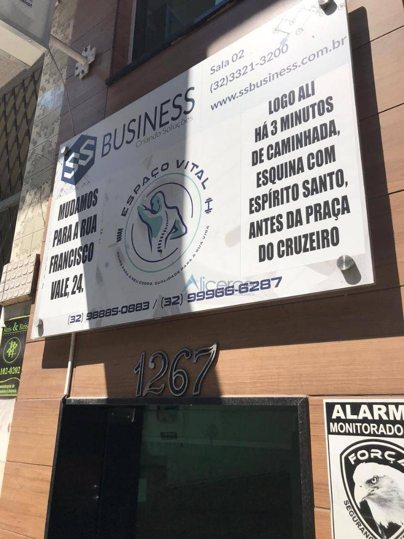 Loja à venda, 112 m² por R$ 350.000,00- Centro - Juiz de Fora/MG