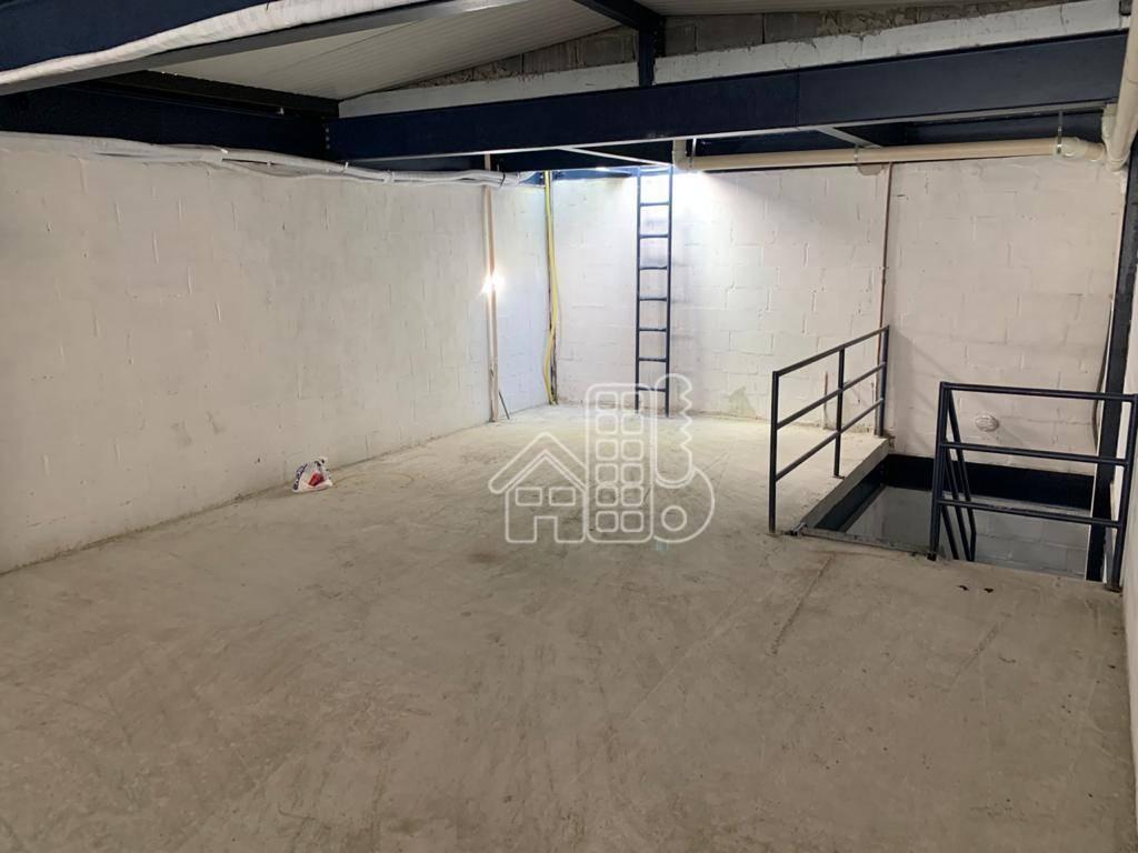 Loja para alugar, 120 m² por R$ 12.000,00/mês - Icaraí - Niterói/RJ