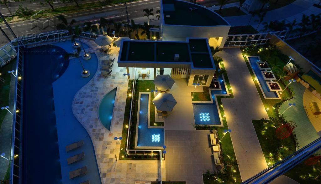 Apartamento à venda   Condomínio Maison de La Art   Bairro Guararapes   Fortaleza (CE) -