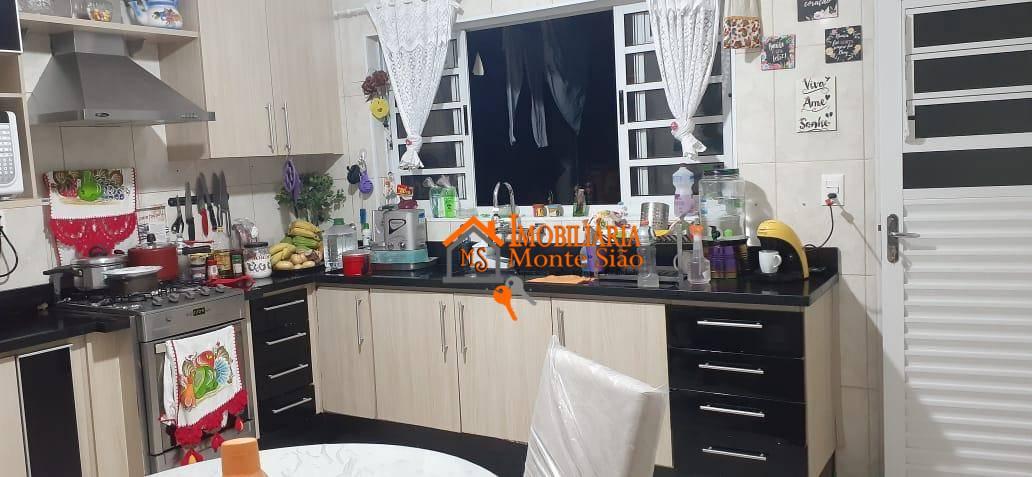 Casa com 2 dormitórios à venda, 100 m² por R$ 459.000,00 - Vila Barros - Guarulhos/SP
