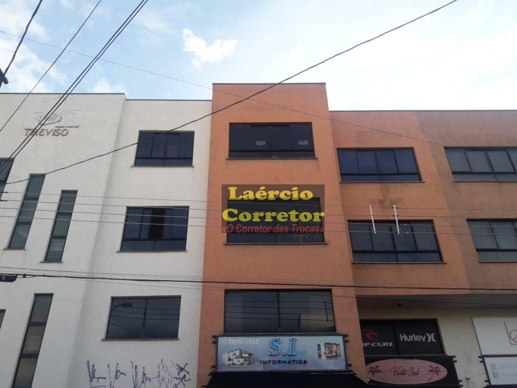 Troca Sala Comercial no Centro de Valinhos POR Terreno, Casa ou Apartamento até R$ 230mil, Volta diferença em dinheiro.