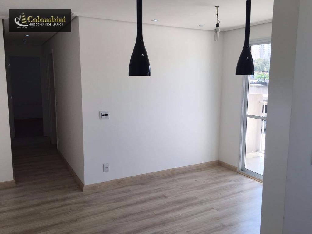 Apartamento residencial para venda e locação, Vila Marina, Santo André.