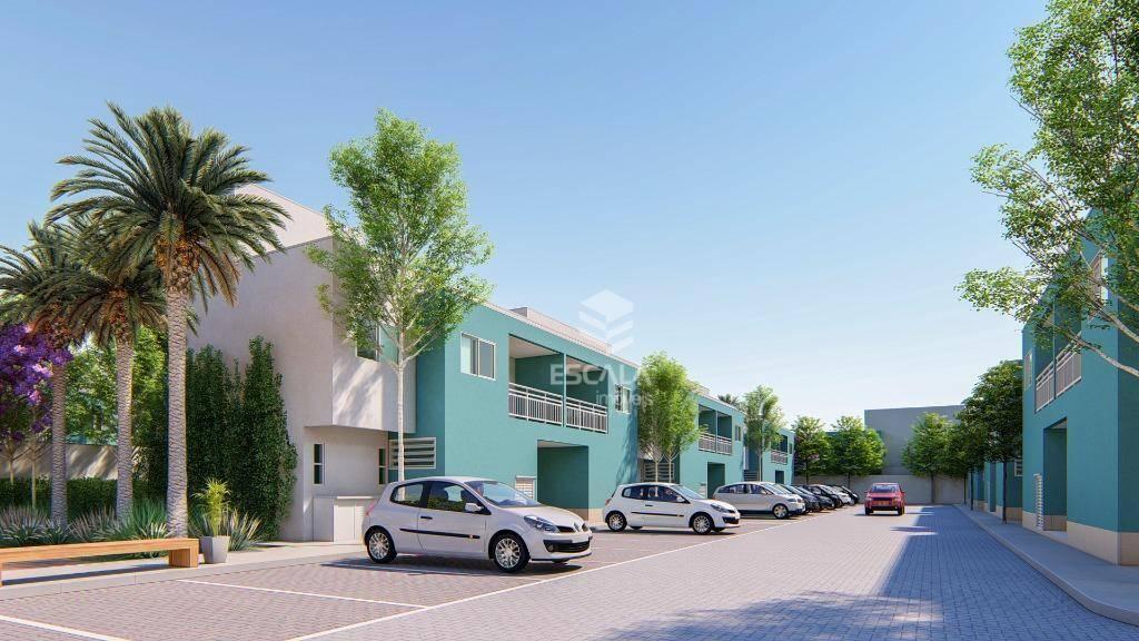 Apartamento com 2 quartos à venda, 54 m, suíte, 2 vagas, área de lazer, financia - Paumirim - Caucaia/CE