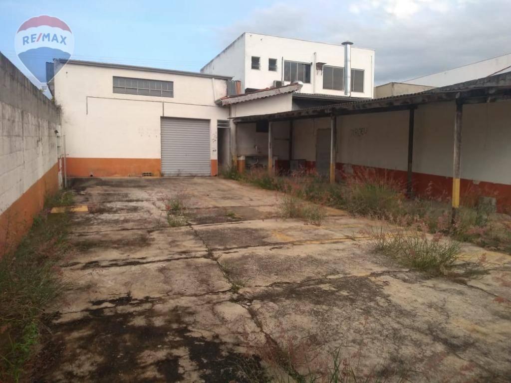 Galpão para alugar, 230 m² por R$ 5.000/mês - Vila Giglio - Atibaia/SP