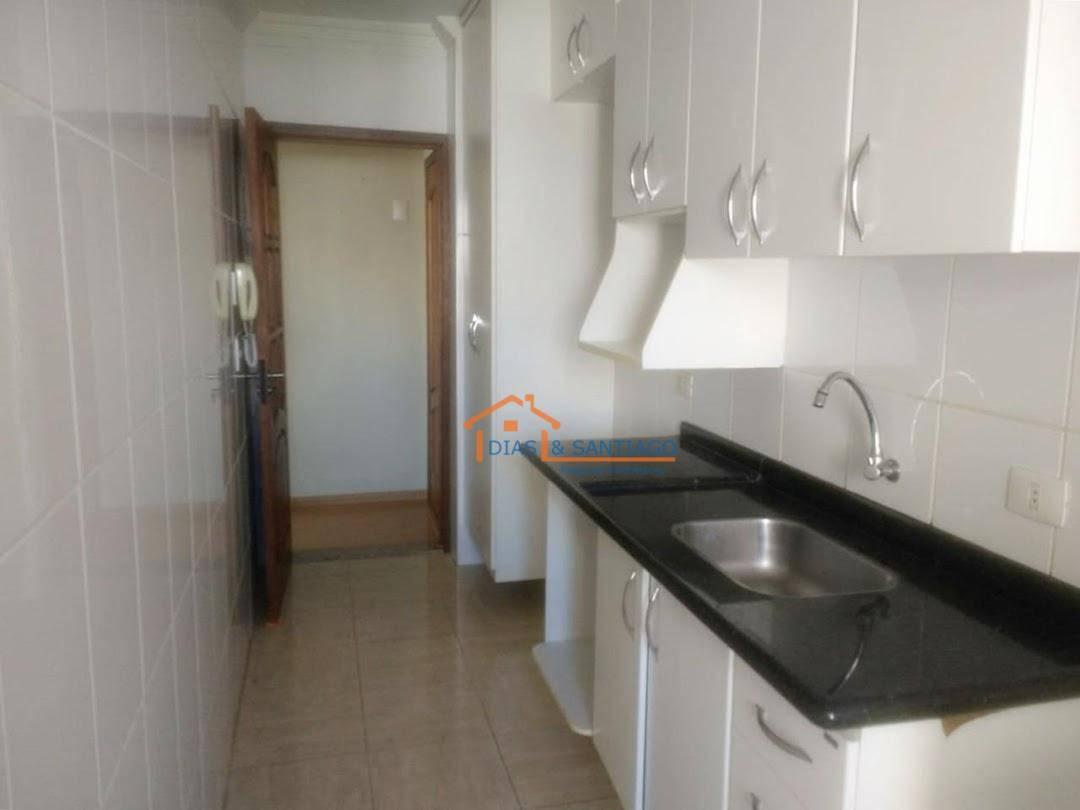 Apartamento Residencial à venda, Loteamento Industrial Machadinho, Americana - .