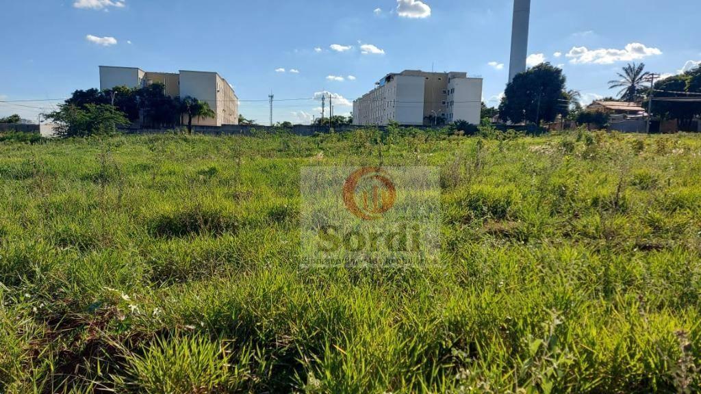 Área à venda, 8500 m² por R$ 4.200.000,00 - Jardim Zara - Ribeirão Preto/SP