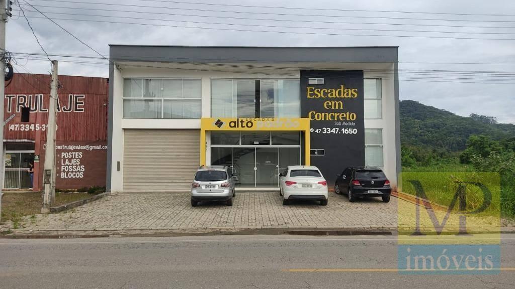 Galpão à venda, 500 m² por R$ 1.700.000,00 - Nossa Senhora de Fatima - Penha/SC