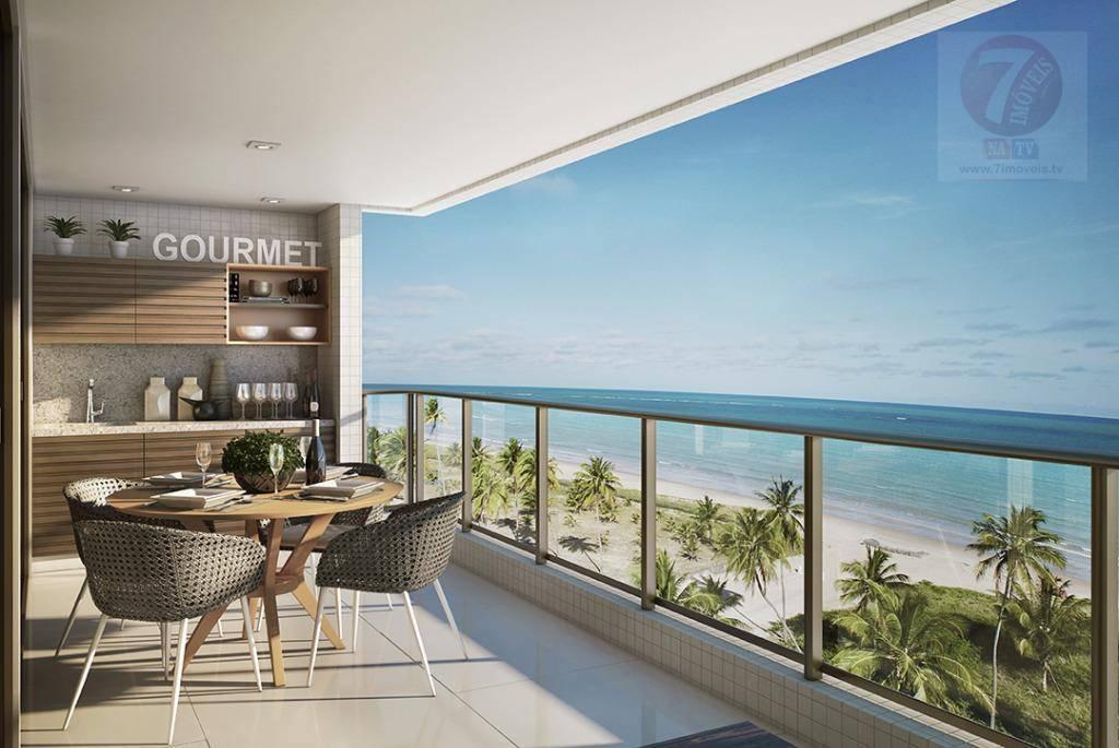Apartamento residencial à venda, Intermares, Cabedelo - AP02