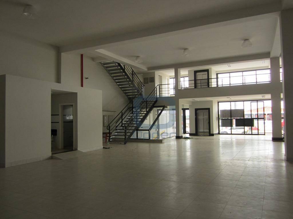 Prédio comercial para locação, Vila Nova, Campinas.