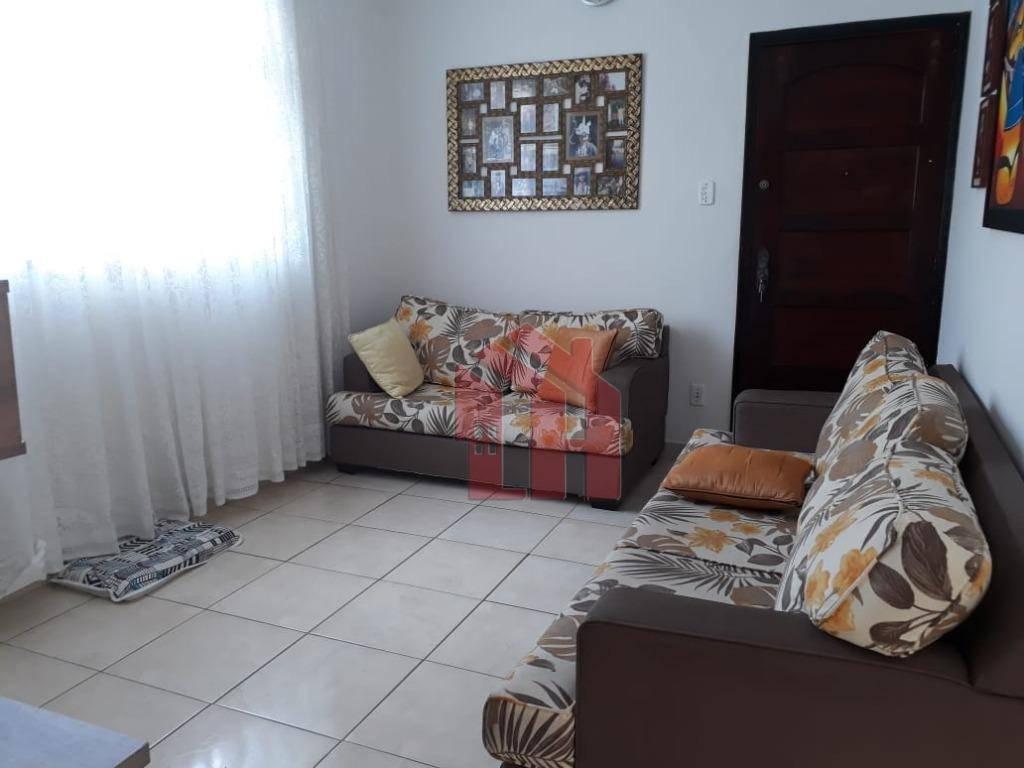 Apartamento 02 dormitórios Marapé Santos