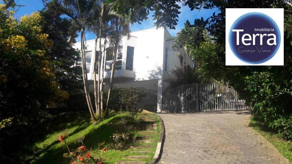 Casa à venda, 274 m² por R$ 1.400.000,00 - Parque das Artes - Embu das Artes/SP