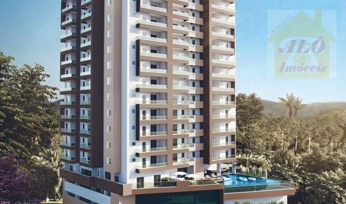 Apartamento à venda, 78 m² por R$ 410.000,00 - Jardim Praia Grande - Mongaguá/SP