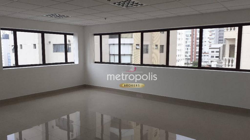 Sala à venda, 54 m² por R$ 310.000,00 - Santo Antônio - São Caetano do Sul/SP