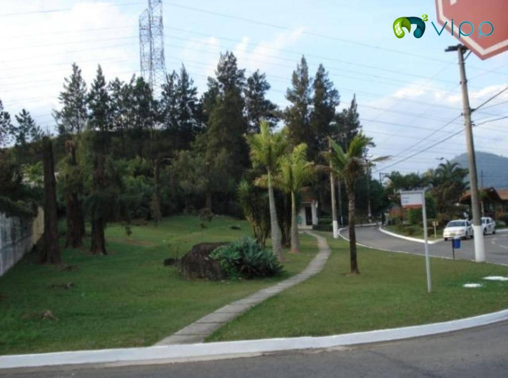 Terreno à venda, 490 m² por R$ 460.000,00 - Alphaville - Santana de Parnaíba/SP