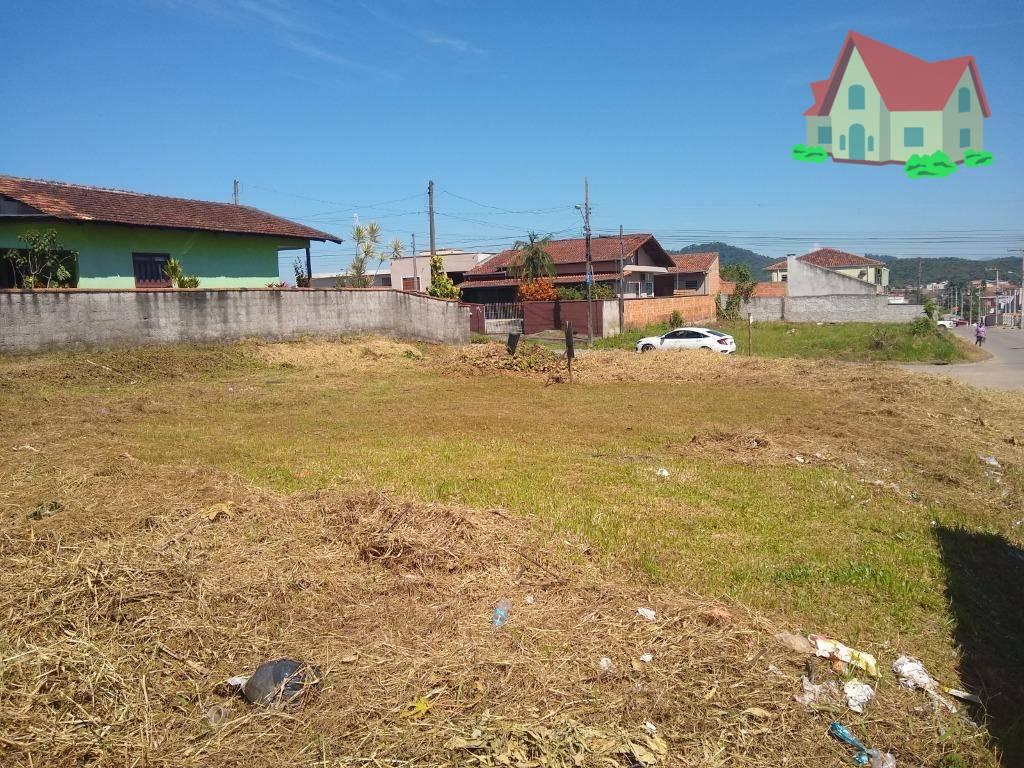 Terreno Joinville Paranaguamirim 2096725