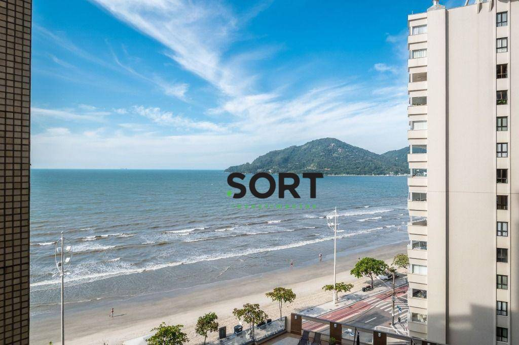 Apartamento Frente Mar, Decorado, Barra Sul em Balneário Camboriú