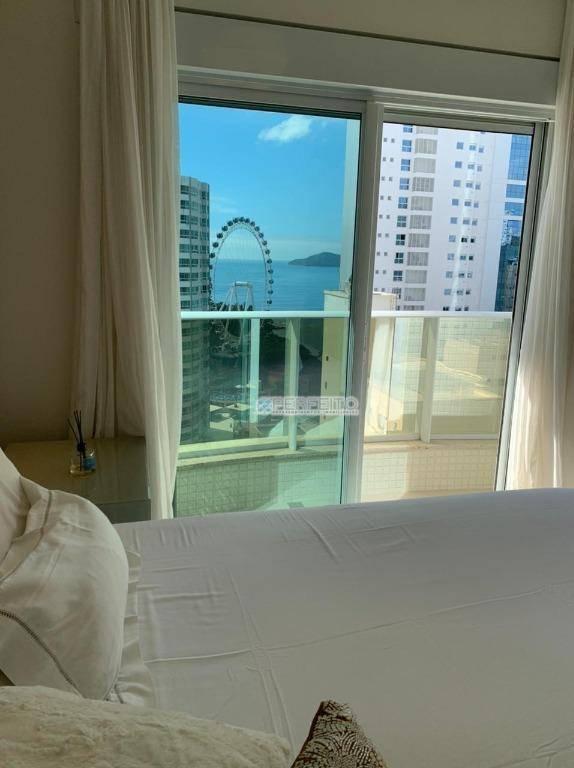 Apartamento com 4 dormitórios à venda, 158 m² por R$ 2.900.000,00 - Pioneiros - Balneário Camboriú/SC