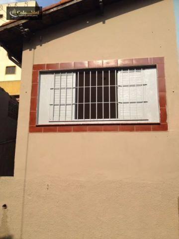 Casa residencial para venda e locação, Vila Mussolini, São B