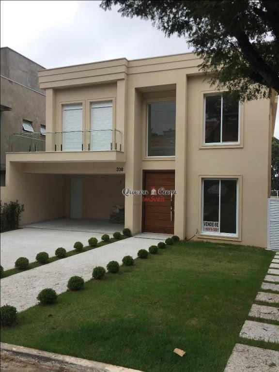 Casa residencial à venda, Residencial Cinco (Alphaville), Sa