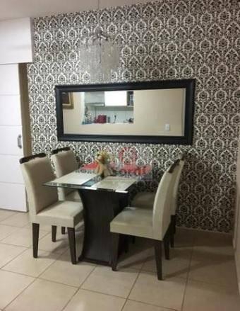 Apartamento residencial à venda, Parque São Sebastião, Ribeirão Preto.