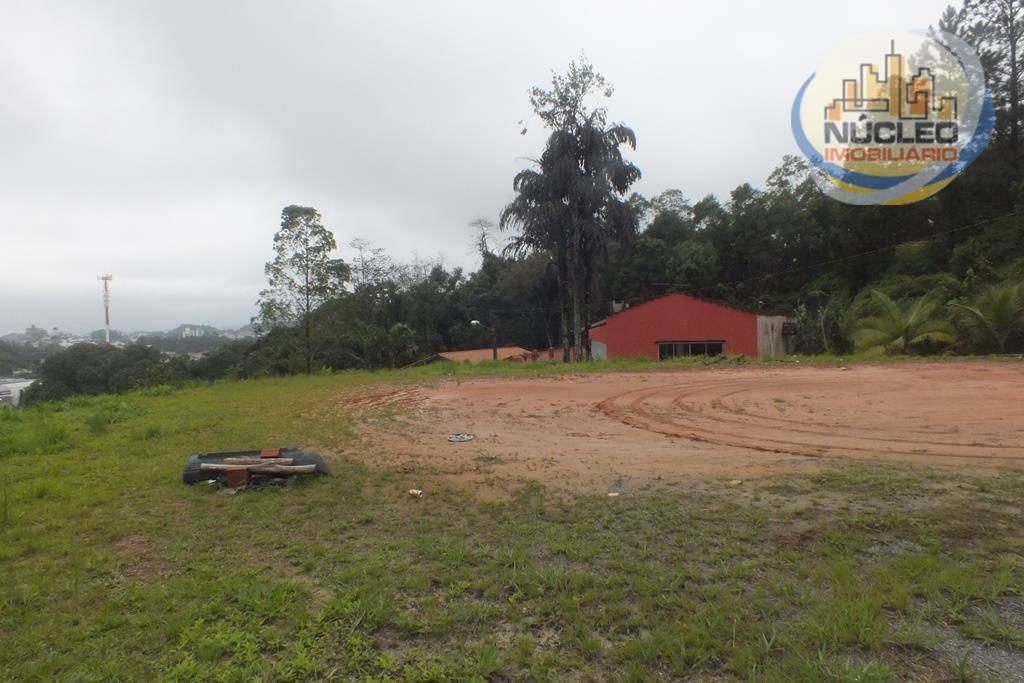 Terreno/Lote à venda, 631 m² por R$ 450.000,00