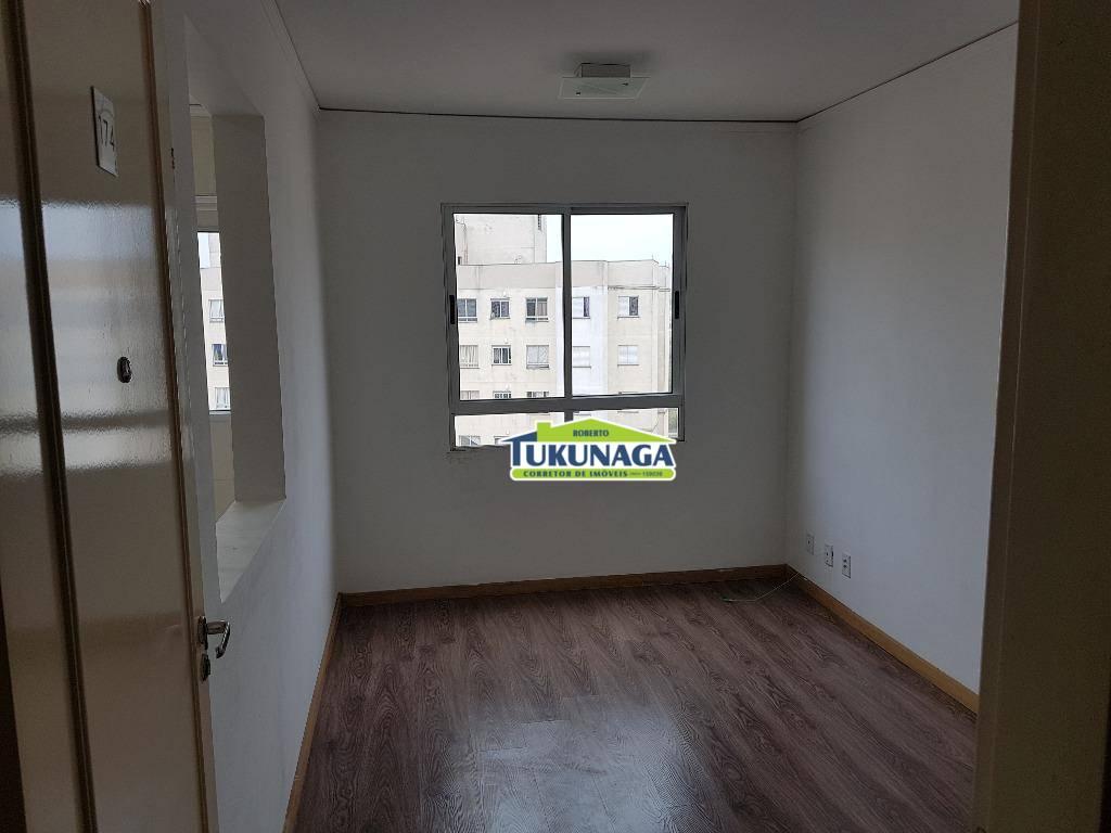 Apartamento com 2 dormitórios para alugar, 45 m² por R$ 1.000/mês - Ponte Grande - Guarulhos/SP