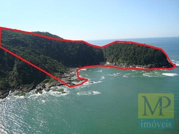 Área à venda, 136000 m² por R$ 3.700.000,00 - Praia de São Miguel - Penha/SC
