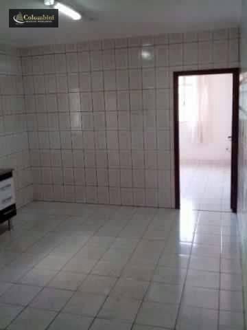 Sobrado residencial à venda, Barcelona, São Caetano do Sul.