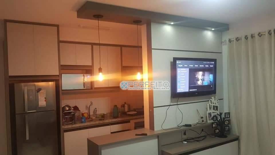 Apartamento com 3 dormitórios à venda, 70 m² por R$ 315.000,00 - Jardim América - Londrina/PR