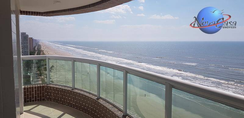 Apartamento com 2 dormitórios sendo uma suíte à venda, 79 m² por R$ 320.000 - Jardim Luciana - Mongaguá/SP