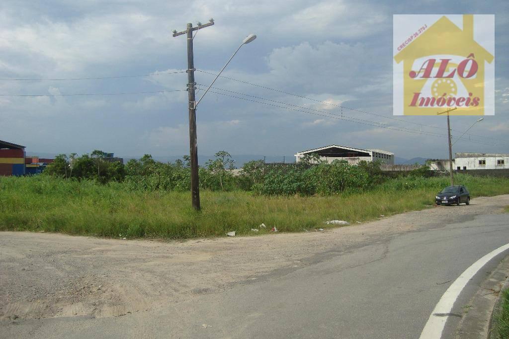 Terreno à venda, 8.300 m² por R$ 4.150.000 - Cibratel II - Itanhaém/SP