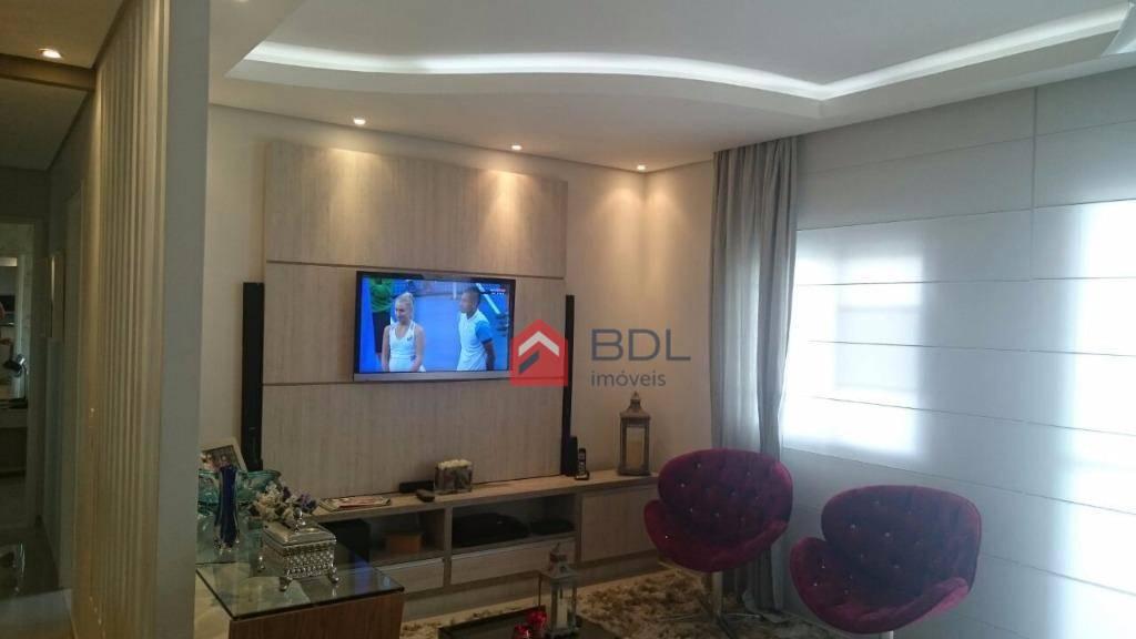 Apartamento residencial à venda, Parque Prado, Campinas - AP
