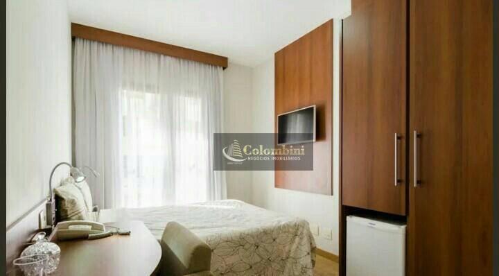 Flat com 1 dormitório à venda, 18 m² - Santa Paula - São Caetano do Sul/SP