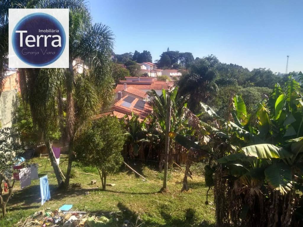 Terreno à venda, 250 m² por R$ 250.000 - Jardim do Engenho - Granja Viana