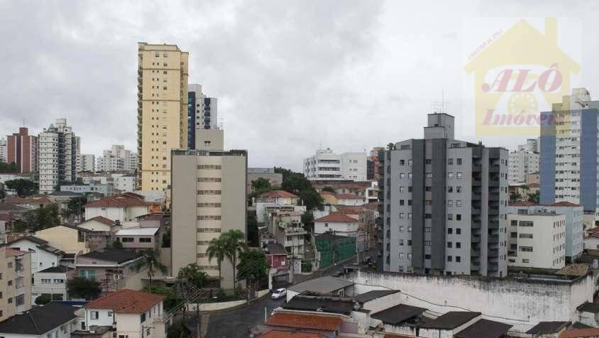Apartamento com 1 dormitório à venda, 45 m² por R$ 380.000 - Vila Paulicéia - São Paulo/SP
