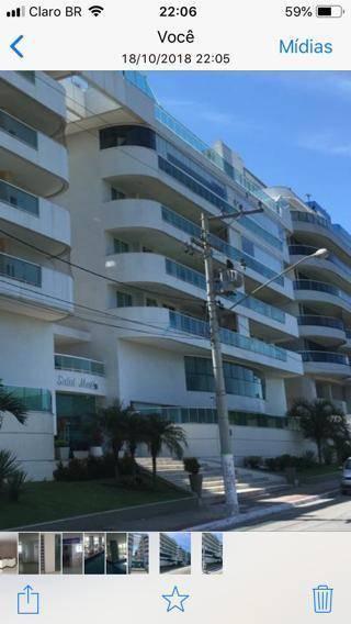 Apartamento com 4 quartos à venda, 230 m² por R$ 1.450.000 - Braga - Cabo Frio/RJ