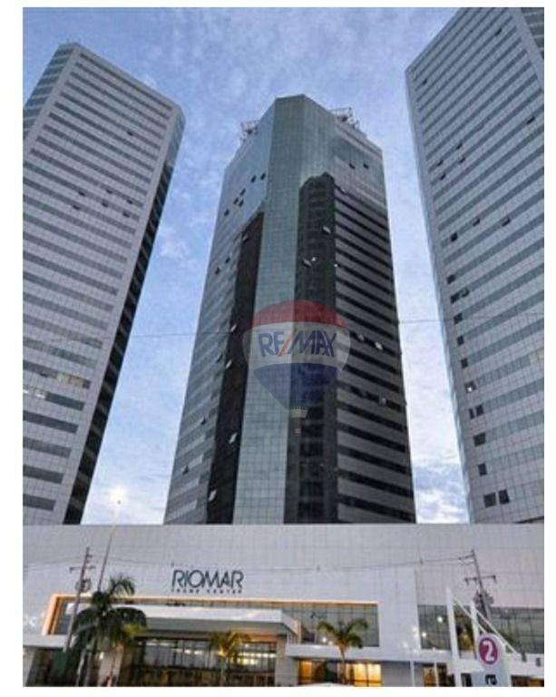Sala à venda, 161 m² por R$ 1.600.000,00 - Pina - Recife/PE