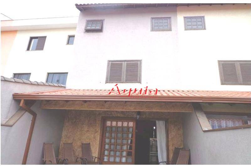 Sobrado com 3 dormitórios à venda, 250 m² por R$ 850.000,00 - Vila Curuçá - Santo André/SP