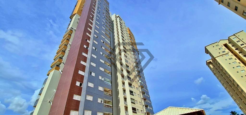 Apartamento 3 Quartos, 87 m² à venda na 706 Sul - Res. Monte Sinai
