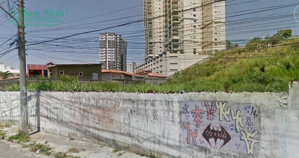 Área  comercial à venda, Vila Rosália, Guarulhos.