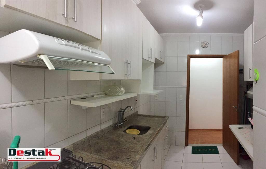 Apartamento. Baeta Neves - São Bernardo do Campo/SP