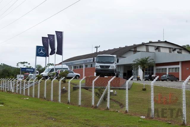 Pavilhão/galpão/depósito à venda  no São Marcos - Joinville, SC. Imóveis