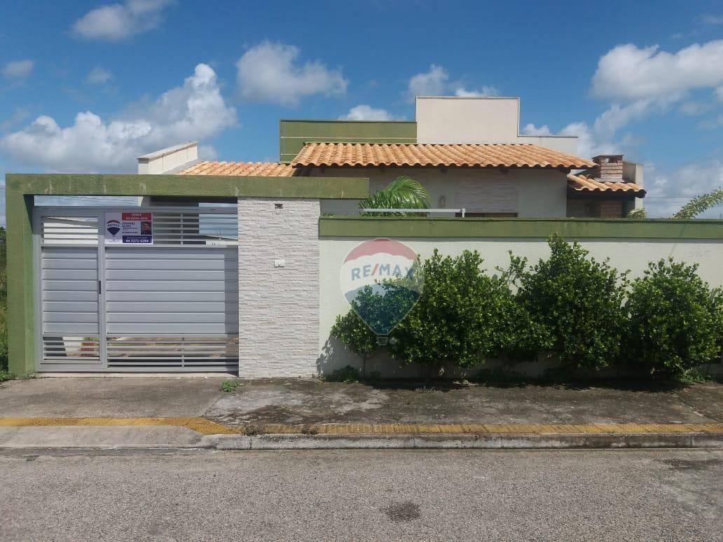 Casa com 3 dormitórios à venda, 96 m² por R$ 100.000,00 - Bela Vista - Macaíba/RN