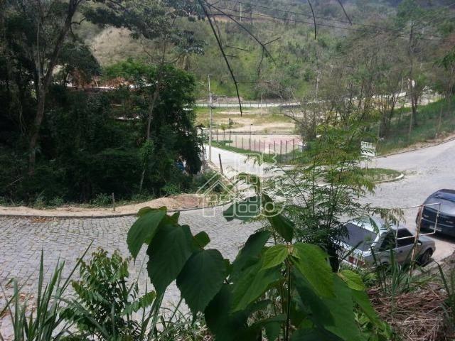 Terreno à venda, 1110 m² por R$ 140.000 - Maria Paula - São Gonçalo/RJ